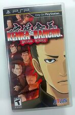 Kenka Bancho Badass Rumble (Sony PSP, 2009) UMD Disc has Replacement Shell