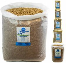 Wheatgerm floating winter koi pond natural feed pellets 100g-10kg