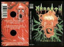 Morgoth - The Eternal Fall/Resurrection Absurd Cassette Tape - Sealed - NEW COPY
