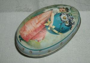 Bronnley - Schafsmilchseife in einer dekorativen Metalldose - Weltbeste Seife