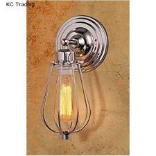 Artículos de iluminación de pared de interior sin marca color principal plata