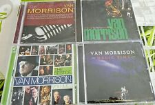 VAN MORRISON lotto stock 4 cd originali