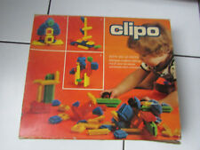 Ancien jeu de Construction CLIPO
