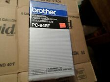 Brother PC-94RF Print Cartridge 3 Refill Rolls for PC-91/95 -for Plain paper fax