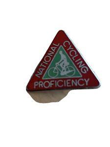 Vivtage National Cycling Proficiency Badge