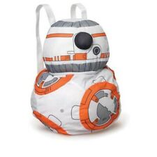 "STAR WARS: Episode VII - 14"" BB-8 Plush Backpack Back Buddy (Comic Images) #NEW"