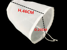 300 Mesh brew filter bag 23*46CM bucket beer Wine filter bag fine mesh grain