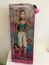 BARBIE FASHION FEVER - 2007 BARBIE SATIN SAFARI RAQUELLE