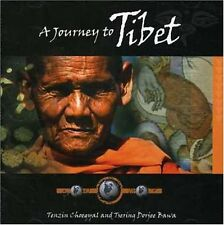 A JOURNEY TO TIBET- TENZIN CHEOGYAL AND TSERING DORJEE BAWN CD