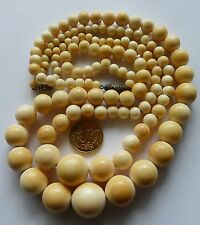ANTIQUE ART DECO ETHNICS NECKLACES / LOT BIJOUX ANCIENS / BEAUX COLLIERS 1930