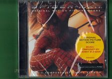 SPIDER MAN ... OST COLONNA SONORA CD NUOVO SIGILLATO
