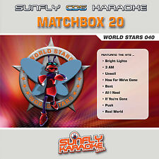 MATCHBOX 20 SUNFLY KARAOKE CD+G