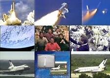 1996 NASA STS-78 COLUMBIA SPACELAB MISSION DVD
