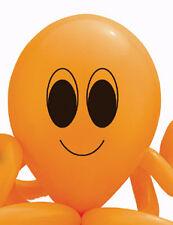 """5"""" GOOGLE EYE Smilie BIRTHDAY PARTY Kids BALLOON 20 Pcs"""