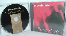 GREEDSVILLE - The Casino Royale Collection   (UK Import Heavy Metal Band)
