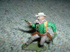 Britains Old Swoppet Foot Cowboy  - old
