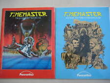 TIMEMASTER BOOK-ROLEPLAYING-GUIDE TO THE CONTINUUM-BY PACESETTER-GC.VIEW