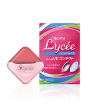 Rohto Eye Drops Lycee for Contact Lenses Lycée 8ml Japan