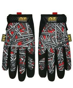 Supreme Mechanix Gloves Red SS20 (Size Med) (FREE DOMESTIC SHIPPING)
