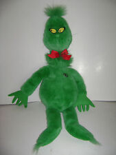 MACY'S 1997 DR. SEUSS THE GRINCH PLUSH TOY STUFFED MR. GREEN GIANT 30""
