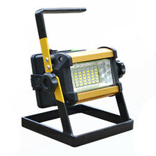 50W Rechargeable 36LED Outdoor Camping Flood Light Portable Spot Work Lamp UK