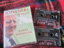 Barry Johnston Johnners The Life Of Brian 2x Cassette Set