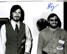 Steve Woz Wozniak SIGNED 8x10 Photo Jobs Apple Computer PSA/DNA AUTOGRAPHED