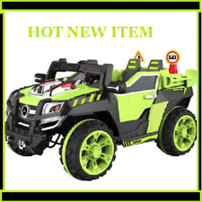 12V RIDE ON ATV WITH 3 SPEED REMOTE CONTROL (( GREEN OR RED ))