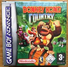 DONKEY KONG COUNTRY  NINTENDO GAME BOY ADVANCE