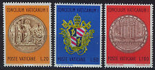 VATICANO VATICAN 1970 MNH SC.484/486 Cent.of the Vatican I Council