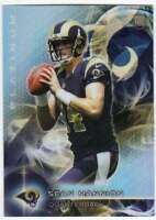 2015 Topps Platinum Rookie Refractor RC #147 Sean Mannion Rams