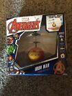 WorldTech Marvel Iron Man Flying UFO Ball New in box.