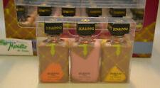 3 mignon 5 cl. Disaronno Limited Edition Trussardi arancione, rosso, giallo