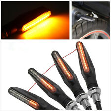 2 X Waterproof Universal 12LED Flow Type Motorcycle Turn Signal Indicator Lights