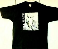 SCULPTOR BILL MACK  T SHIRT IN SIZES M & L HAND SIGNED & PERSONALLY ADDRESSED