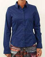 G-Star Hemd Women SUPER SLIM SHIRT L/S WMN - 93905C.4521.1305 Imperial Blue+NEU+