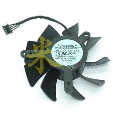 85mm Fan DFB802012M00T For VGA Video Card GTX590  #M784 QL