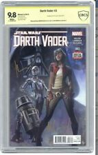 Star Wars Darth Vader #3 CBCS 9.8 Marvel 2015. Signed X2 1st Doctor Aphra CGC