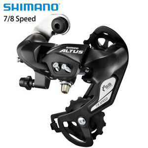 Shimano Altus RD-M280 MTB Rear Mech Derailleur 7/8speed Mountain Bike Long Cage