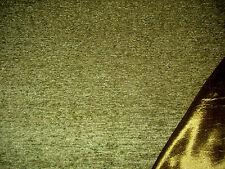 Tela Para Tapizar Muebles barroca ANTIGUO NUEVO Uni Chenille webstoff Verde