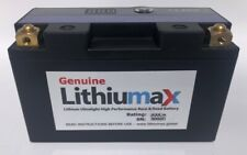 Lithiumax 300CCA LCD Lithium Motorcycle Powersports or Go-cart Battery