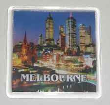 MELBOURNE MAGNET NEW fridge freezer aussie Australian VICTORIA vic Capital City