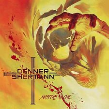 DENNER/SHERMANN - MASTERS OF EVIL  (2017) CD NEU