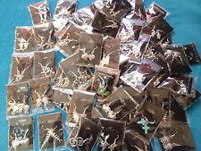 ++ REVENDEUR Lot de 30 paires de boucles d'oreilles pendantes ++ NEUF