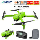 JJRC X17 GPS 5G WiFi 6K HD Camera 2-Axis Gimbal Foldable RC Drone Quadcopter