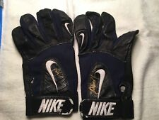 Melvin Nieves Signed Game Used Batting Gloves Detroit Tigers 2 90's MLB