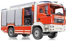 WIKING 1 43 man Tg-m Feuerwehr Rosenbauer At 043142
