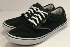 Van's 500714 Black And White Shoes Women's 6.5 Vans Off The Wall