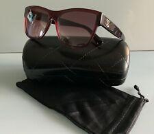 CHANEL Ladies Sunglass 5386 RED