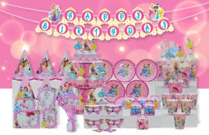 Disney Princess birthday set  🥳🥳